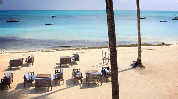 Double Tree By Hilton, Zanzibar (uppgradering)