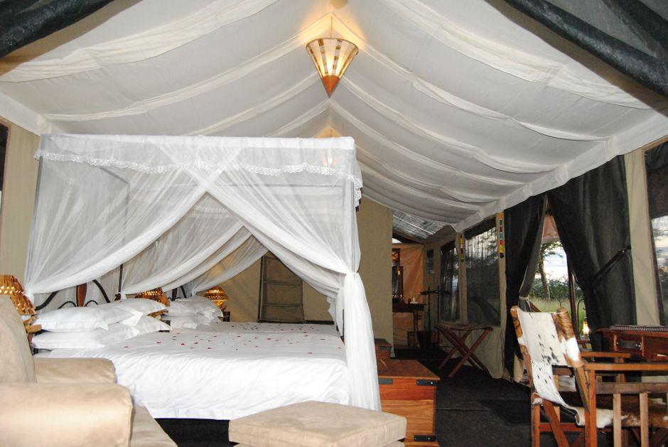 Tanzania Bush Camp